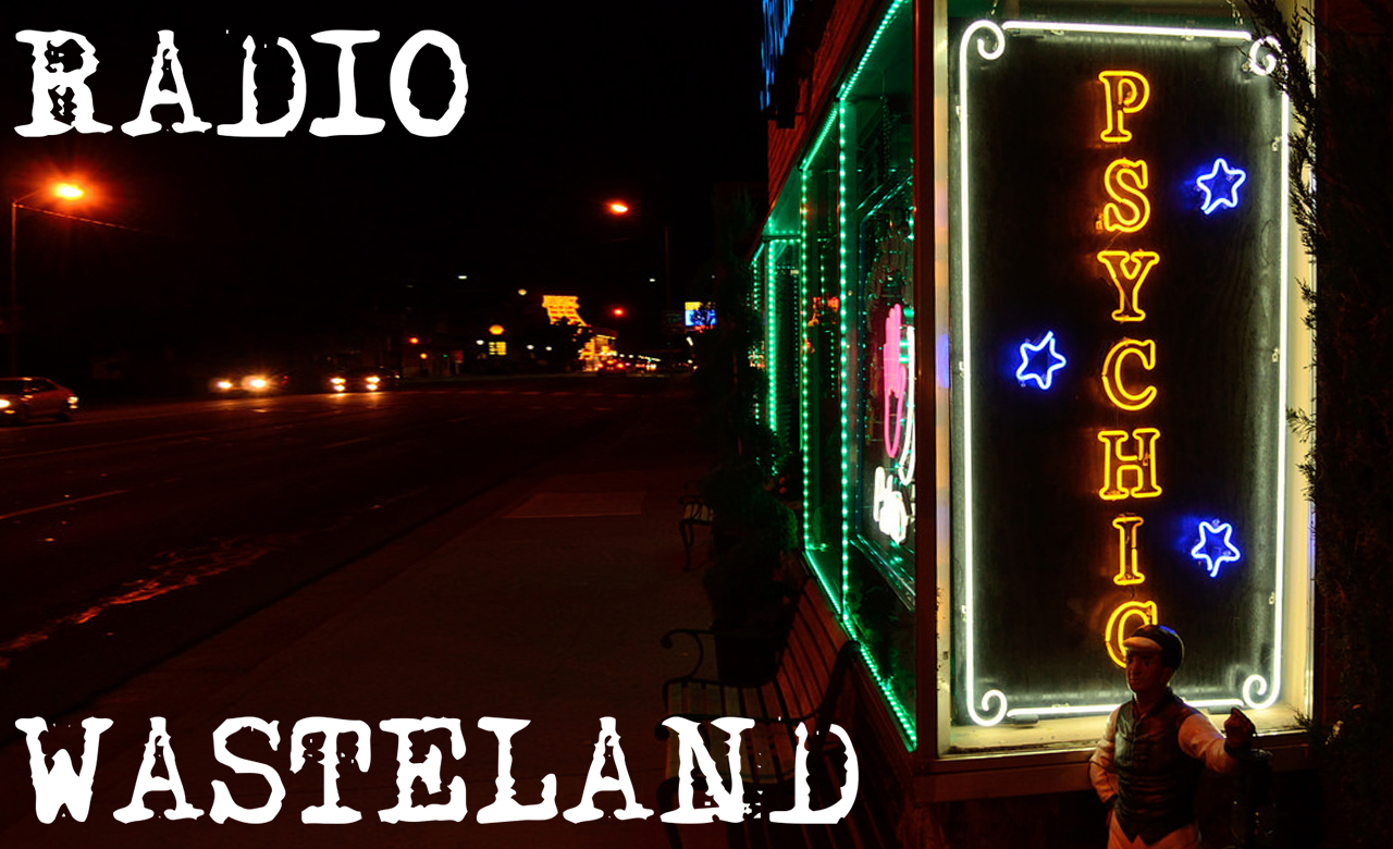 Radio Wasteland #06 Psychic Medium Suzanne Freed