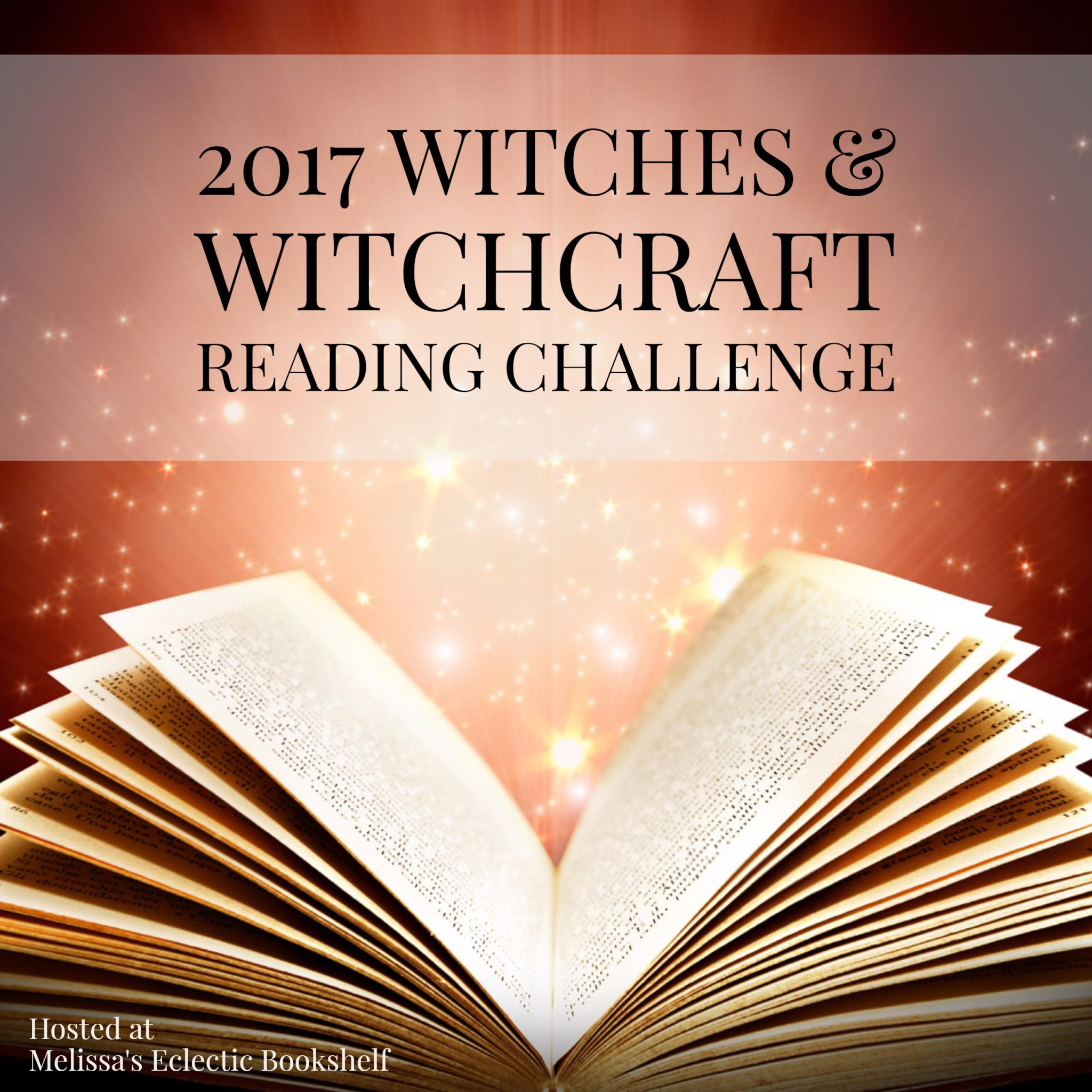 2017 Witches & Witchcraft Reading Challenge