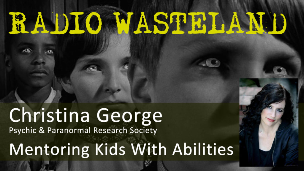 Mentoring Kids With Abilities  w/ Christina George