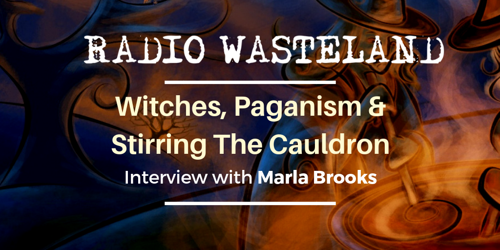 Witches, Paganism & Stirring The Cauldron