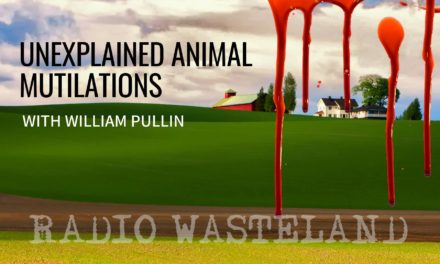 Unexplained Animal Mutilations With William Pullin