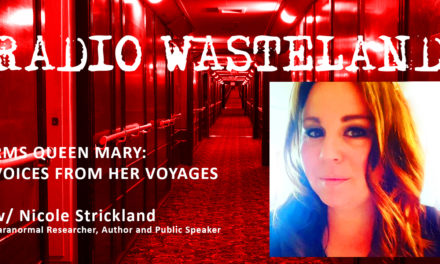 Queen Mary: Voices from Her Voyages w/ Nicole Strickland