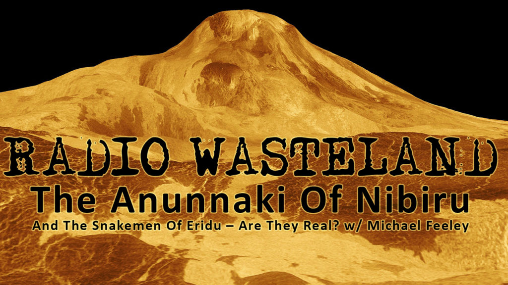The Anunnaki Of Nibiru w/ Michael Feeley