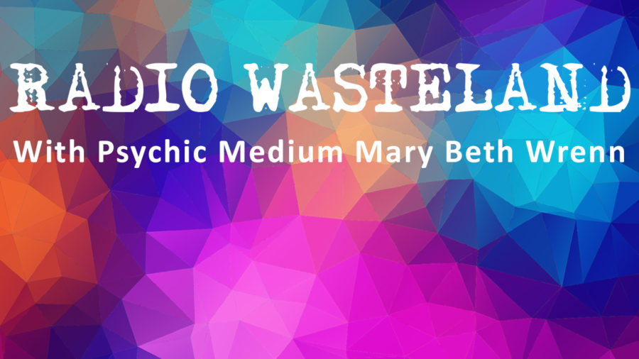Psychic Medium Mary Beth Wrenn